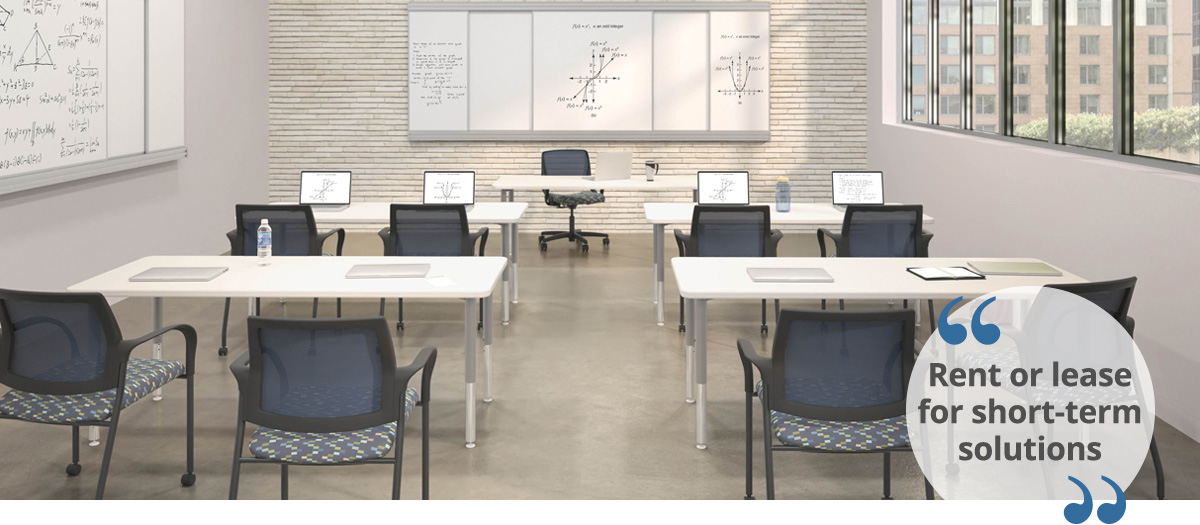 Office Furniture Rentals Leasing With Vpoe