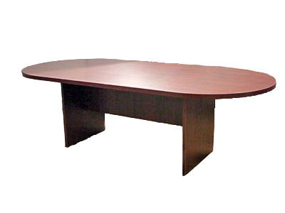Value Line Laminate Racetrack Conference Table VPOE - Hon racetrack conference table
