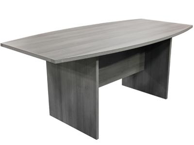 Value Line Boat Shape Conference Table VPOE - 6ft conference table