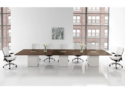 New Conference Tables From Top Brands - Hon racetrack conference table